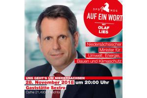 Olaf Lies in Vechta