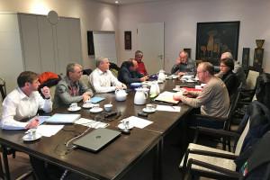 Haushaltsberatung der Kreistagsfraktion