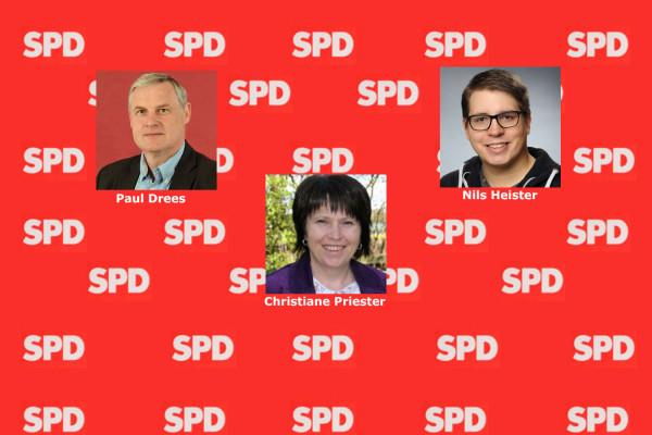 kooptierte Mitglieder der SPD-Kreistagsfraktion