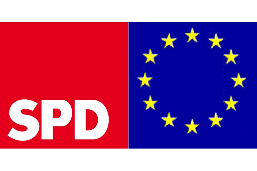 SPD Europa-Logo
