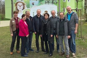 Informationsbesuch in der Jugendherberge Thülsfelder Talsperre