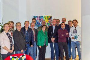 Dennis Rohde zu Besuch bei der VITA Akademie